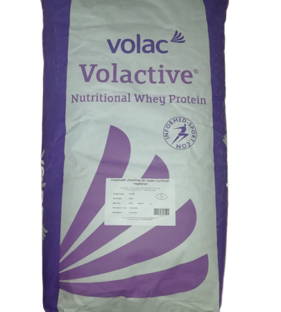 volac whey protein powder